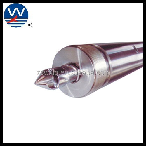single screw barrel for injection molding machine Single Screw Barrel Extruder with Vented Design