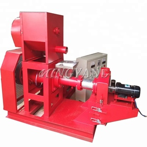 2015the best selling small pet fodder pelleting machine/fish feed extruder with CE 008618937187735