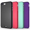 Glow Bumper Hard Case for iphone6 Slim Phone Case Guangzhou Mobile phone Shell for iphone6