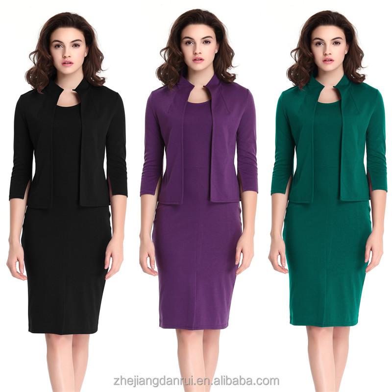 Venta al por mayor vestido corto cremallera-Compre online los ...
