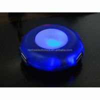 Buy computer round shape 3 Port weblink weblink usb hub with in ...