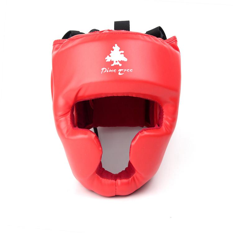 black boxing helmet used boxing equipment sale