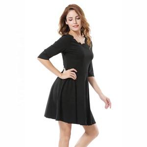 High Neck Skater Dress Wholesale 77082e4f5