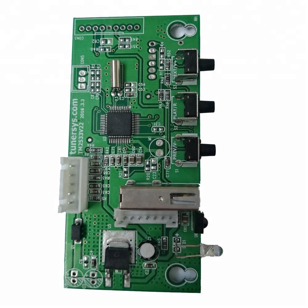 TM2533 <strong>mp3</strong> Player module digital audio board from China Tunersys