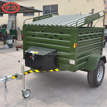 Small Stronger Cargo Camper Tool Box Tipper Utility Trailer Kits
