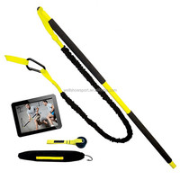 Wellshow Sport Flexible Exercise Bar Functional Rip Trainer