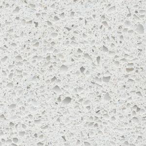White Quartz Split Face Stone Flooring Tile 24x24