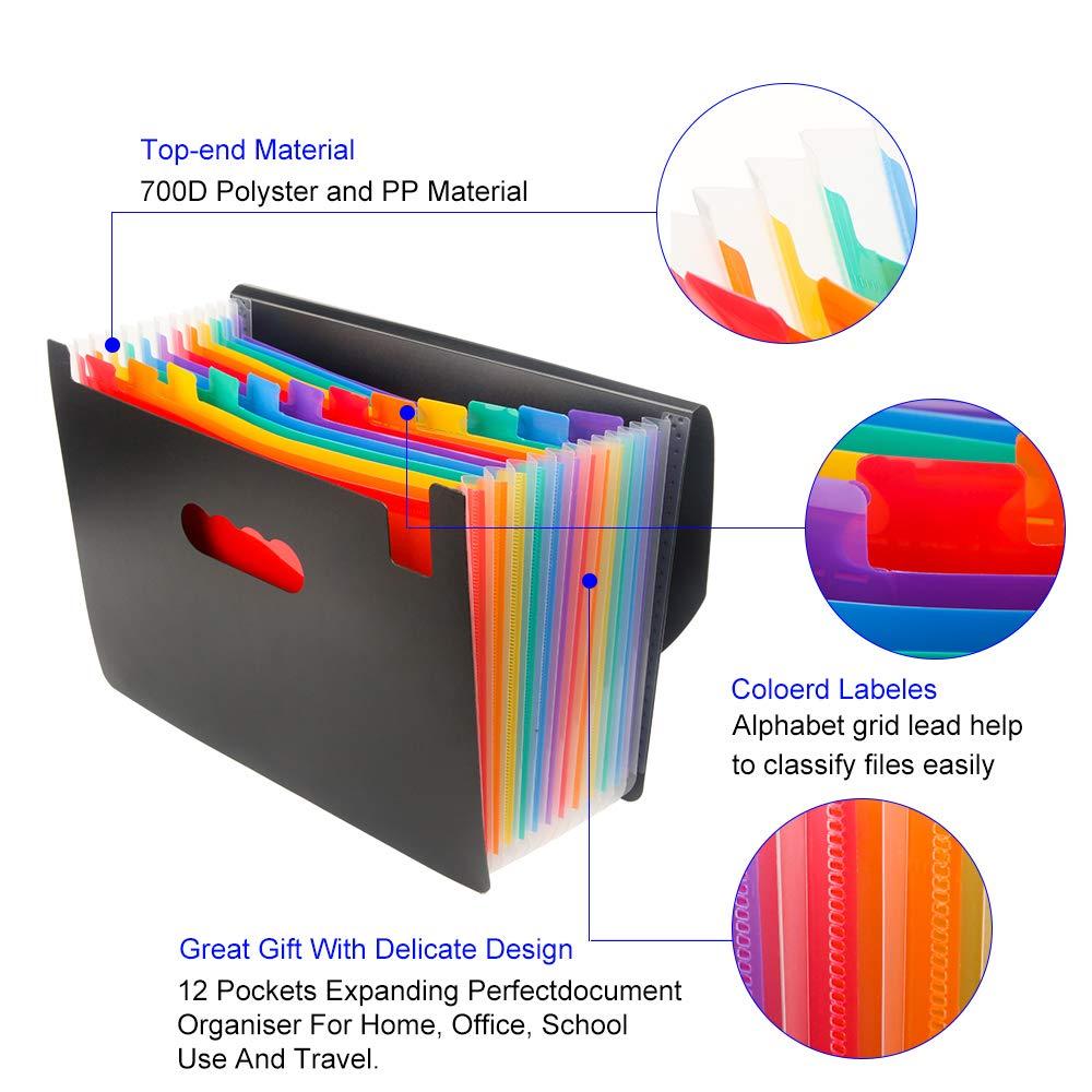 Презентация твердого покрытия бумаги формата А4, пластиковая расширяющаяся папка для файлов, 2019