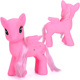 Best selling Toy Vinyl Custom Made nice Looking Rubber toy My Lovely Horse
