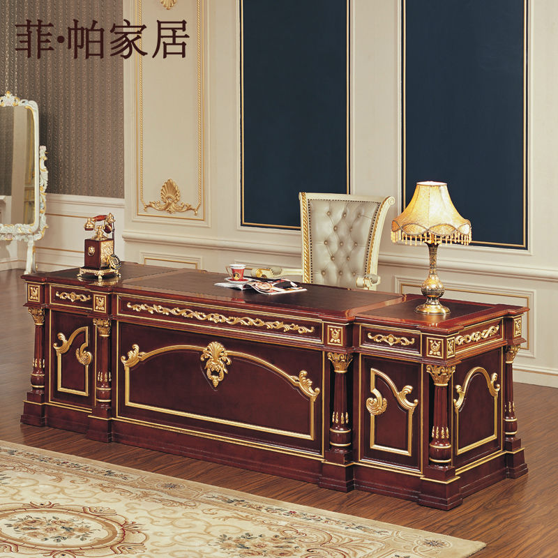 Classic Study Room Design: Classic Home Office Furniture-classic Study Room Furniture