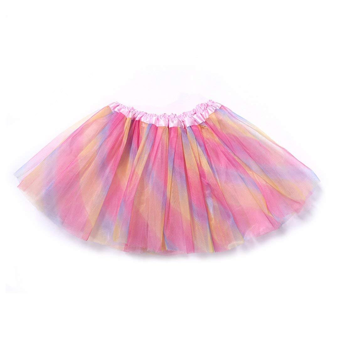 fc772a216e Get Quotations · SHENLINQIJ Girl Tutu Skirt Women Tutu Ballet Dance Dress  up Skirt
