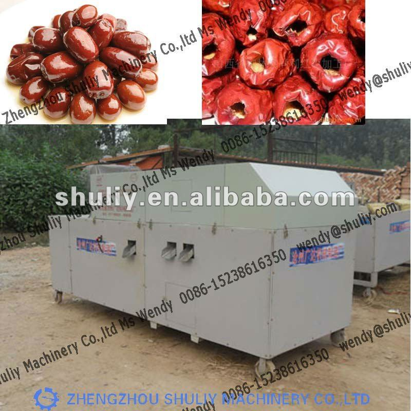Fruit Red Dates/ Pulm/Cherry/Olive Pitting machine 0086-15238616350