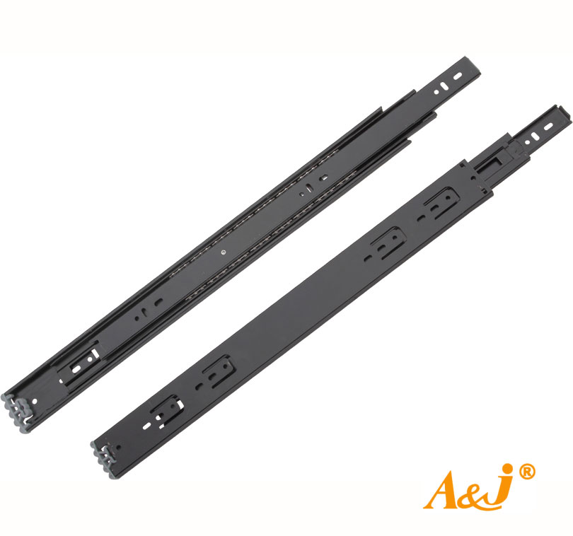 2016 China supplier Full Extension Sidemount Drawer Slides