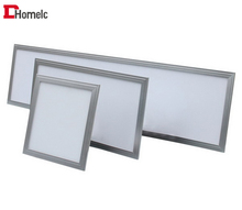 Delixi smart homelc 3 years warranty white silver frame indoor slim 6000K 3030 led panel lamp 295X295
