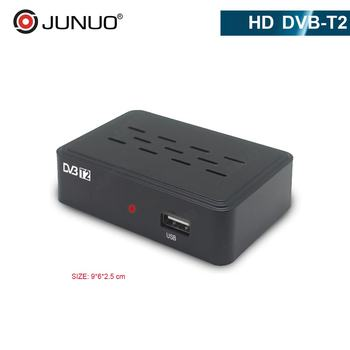 CHEAPEST HOT SALES MINI DVB T2 HD RECEIVER SET TOP BOX FOR RUSSIA CENTRAL AISA