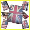 National Ensign Union Flag Magnetic Leather Smart Cover case for iPad mini 360 Rotating Manufacturer Wholesale