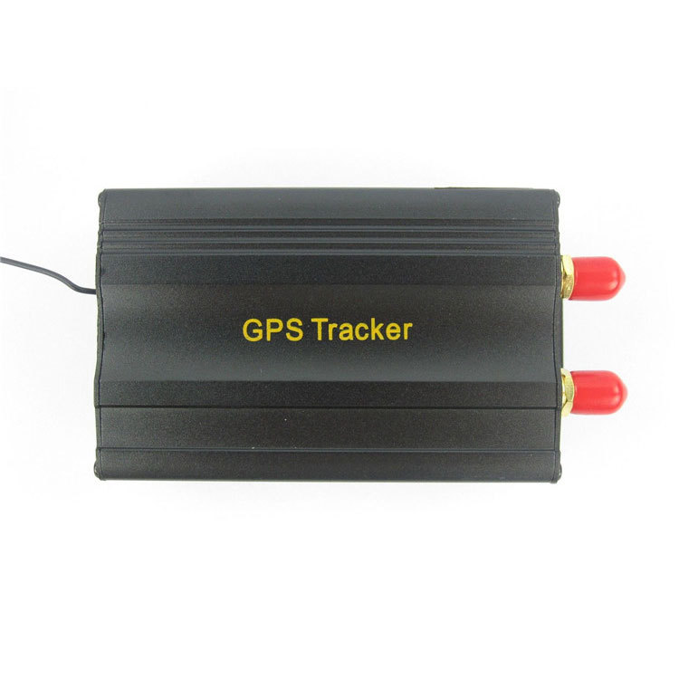 personal security products Tk103A car GPS tracker four frequency motor car alarm global satellite power cut-off