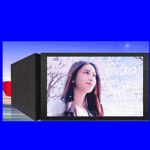 Alibaba express turkey p10 outdoor full color SMD thailand led display