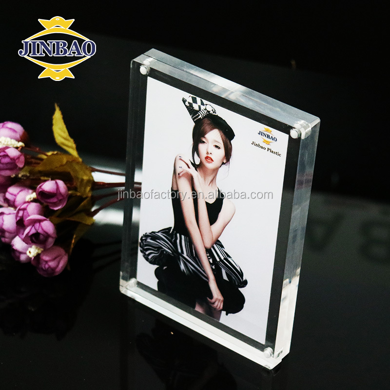 Acrylic 2x2 Photo Picture Frame Acrylic 2x2 Photo Picture Frame
