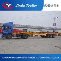 Container trailer semi truck dimensions flatbed utility trailer