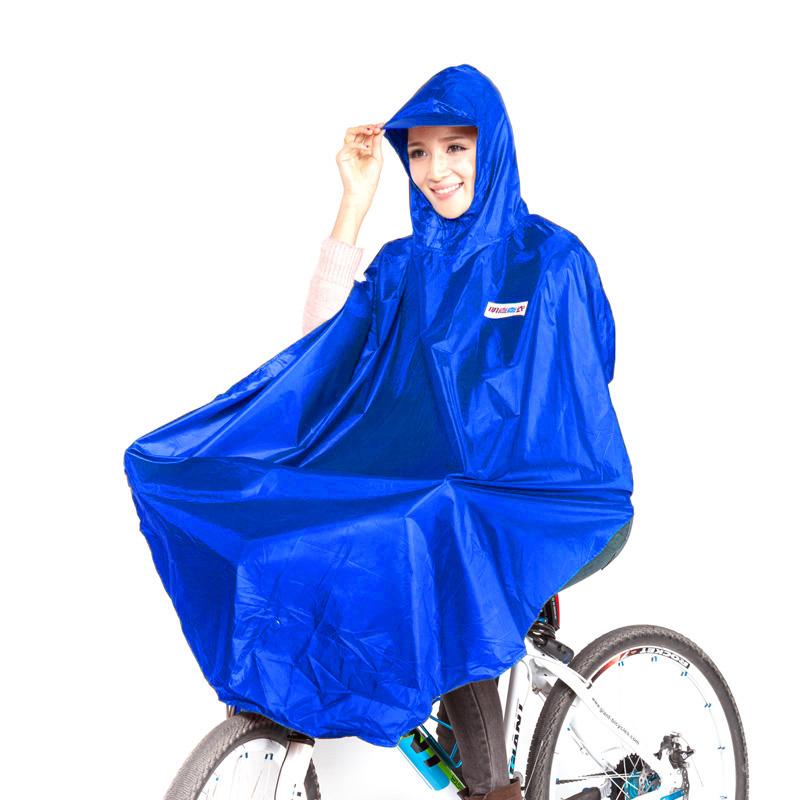 Велосипед плащ пончо motorcyle / electrombile дождевики