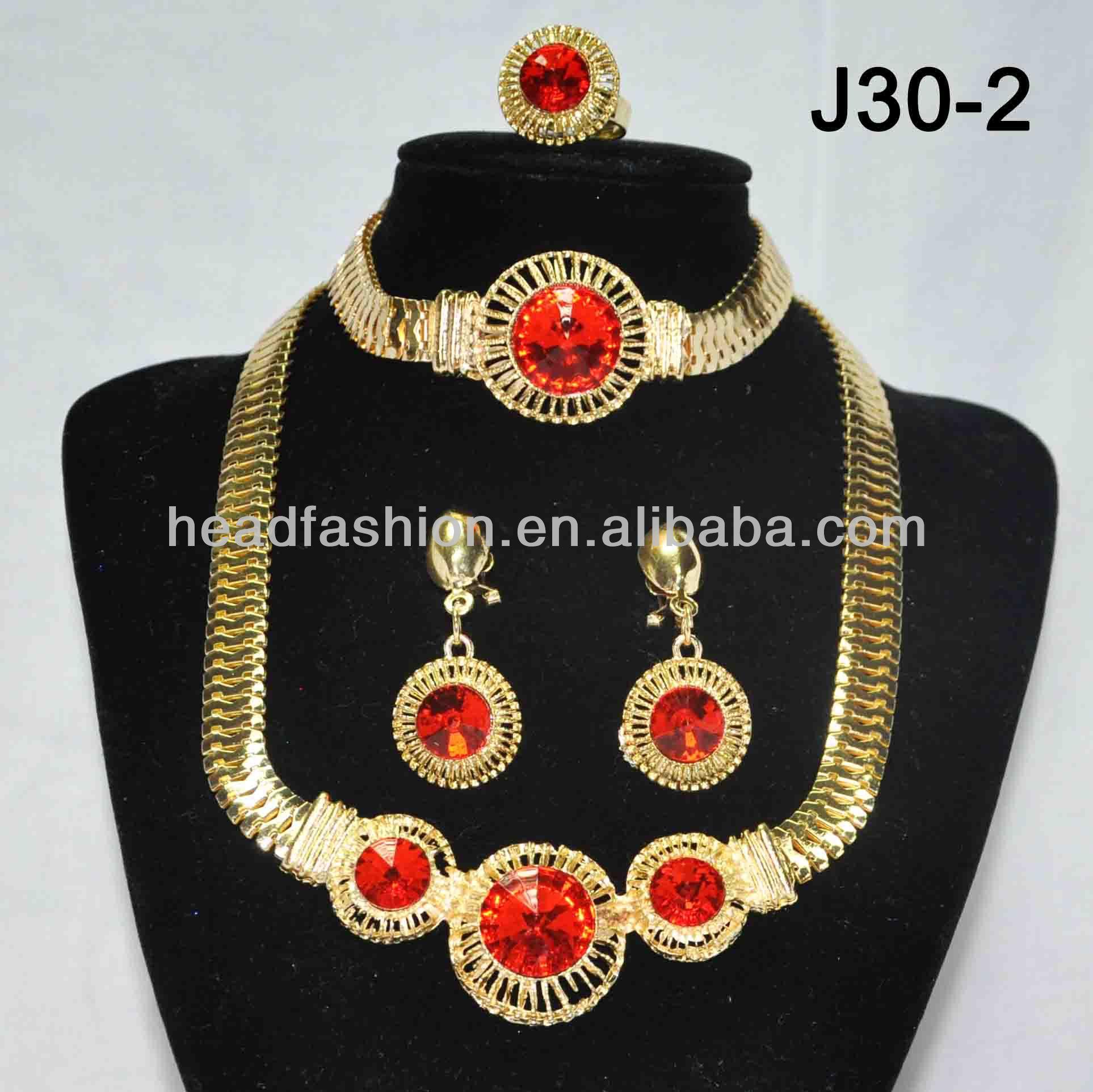 Dubai Gold Jewelry Set Wedding Jewellery Designs Dubai Gold