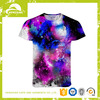 quick-dry material custom design die dye sublimation t shirts for man