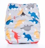 New Pattern Cartoon Character Prefolds Reusable Best Baby Joy Diapers