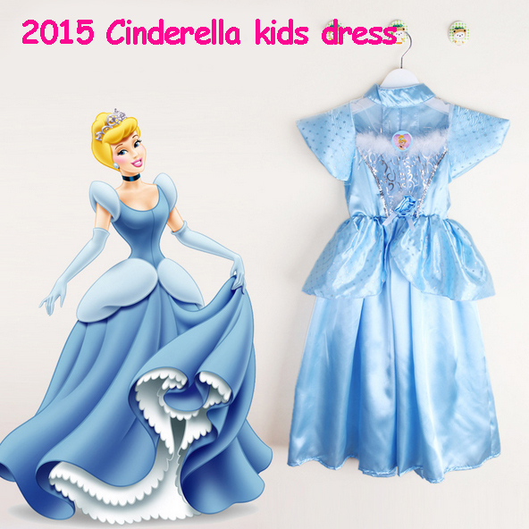 New Nip Disney Baby Girls Halloween Cinderella Costume 6: New 2015 Fantasia Halloween Princess Cinderella Costumes