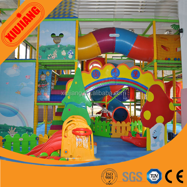 Kids plastic play fence/indoor fence/children play area fence