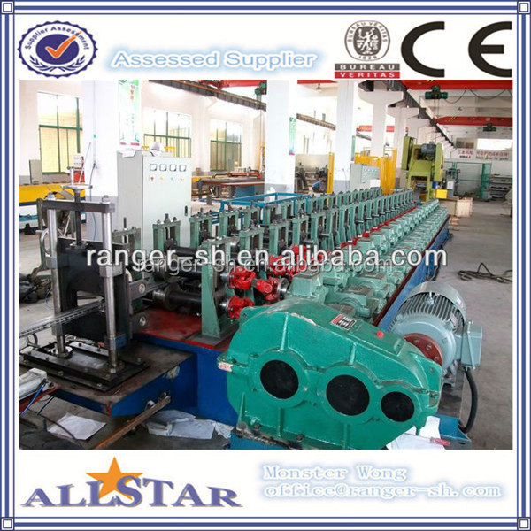 Good Quality High Speed Storage Rack Roll Forming Machine /Steel Rollformer/ Rollforming machine