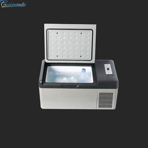 CeeinAuto 15L 20 L Capacity Good Cooler DC 12V Compressor Car Fridge Freezer For Car Home Use