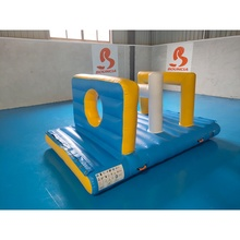 TUV Certificate Commercial Inflatable Water Park ของเล่นผู้ผลิต
