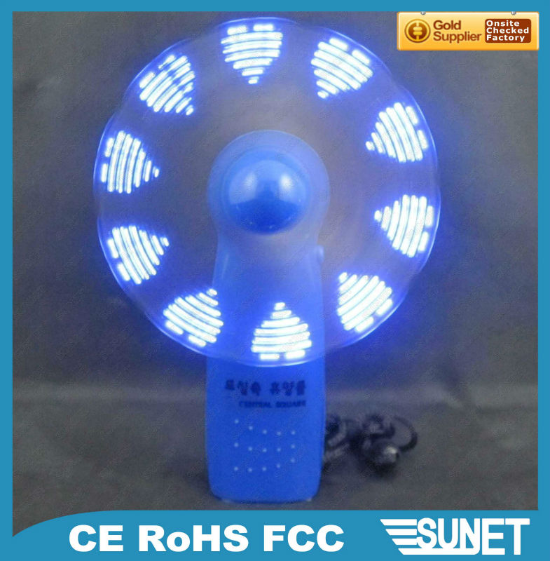 China hot plastic small industrial fan