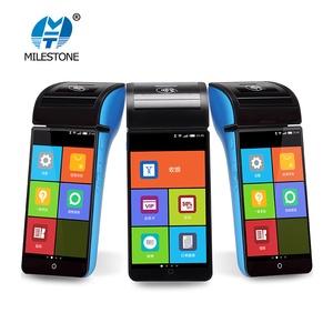 MHT-V3 Mobile pos terminal with NFC credit card reader pos