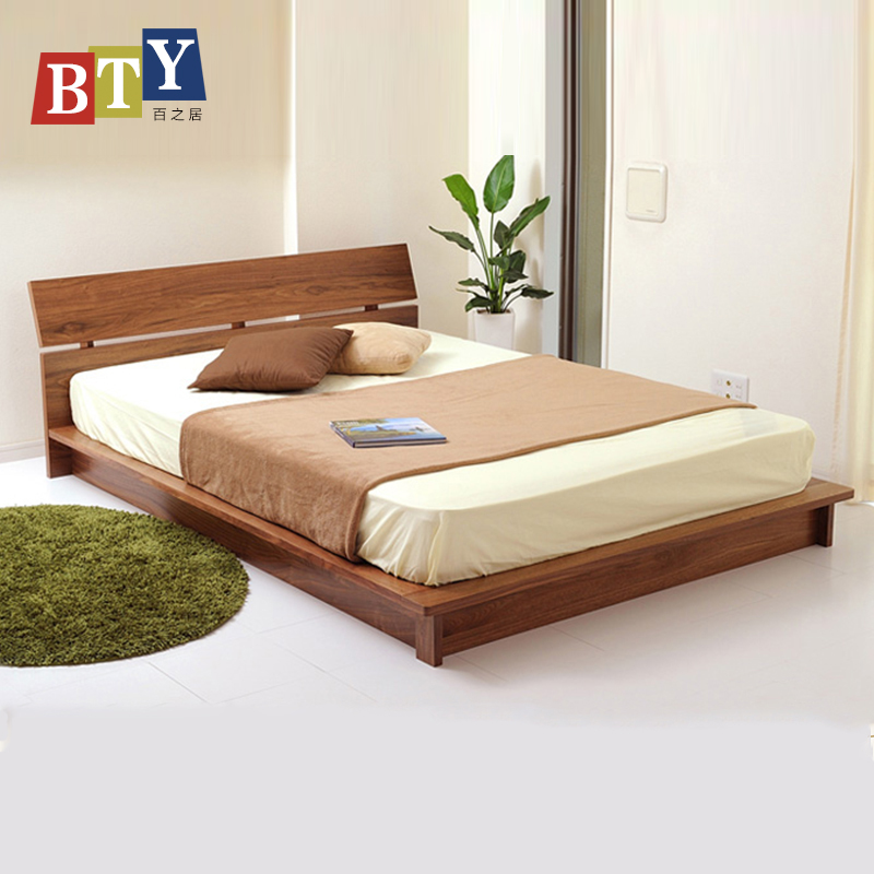 Simple bed designs pictures design decoration Simple wooden bed designs