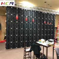 HCM Small pixel pitch video Indoor P2.5 led display screen video wall/ led module 2.5mm