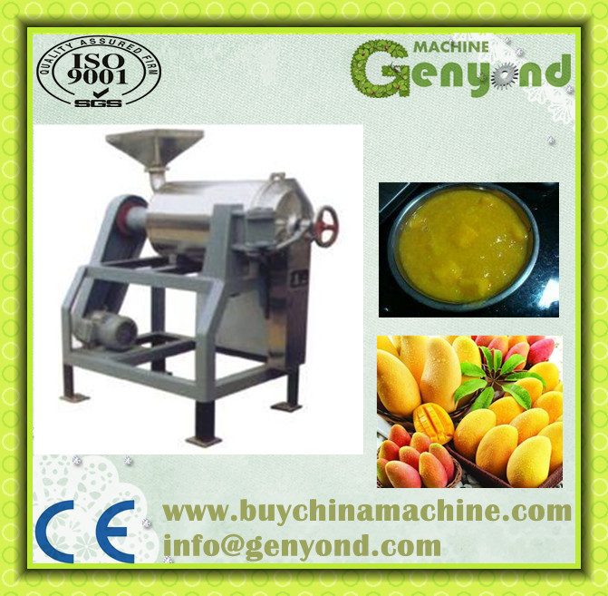 Shanghai Genyond Mango Juice Making Machine For Mango Processing ...