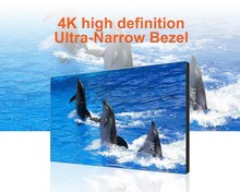 55 inch 4k ultra hd lcd tv video wall with global guarantee