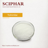 Natural Yohimbine hcl powder 98% supplier