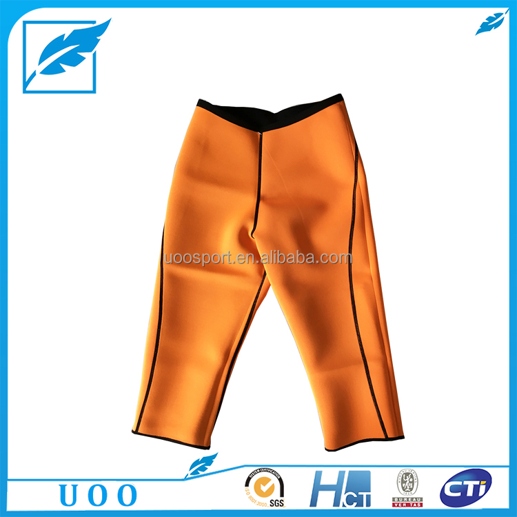 Soft Neoprene Coated Nylon Fabric For Making Slimming Pants