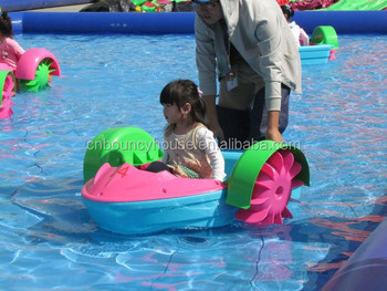 Swimming Pool Paddle Boat Pedal Boat Inflatable Paddle Boats For Sale Buy Kids Paddle Boat On