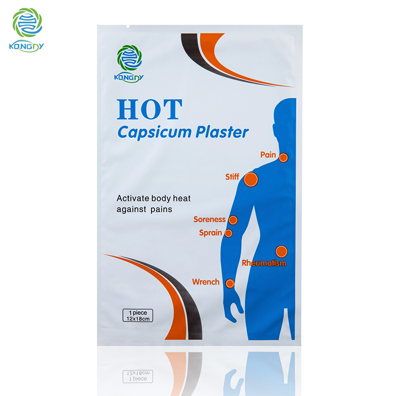 Health Care 100% Quality Ifory 10 Bags Capsicum Plaster 10*18cm Hot Pain Relieving Patch Medical Non-woven Joint Arthritic Leg Pain Relieving Plaster Latest Fashion Beauty & Health