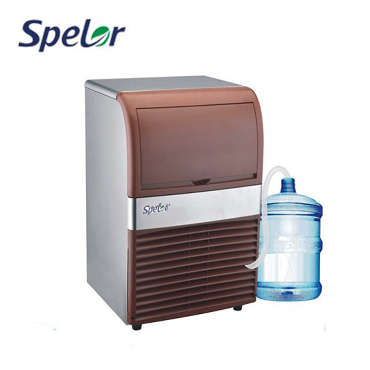 SPELOR Safe Stainless Steel Refrigerator Ice Maker