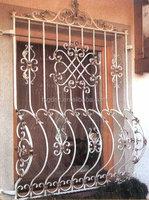 grille windows iron