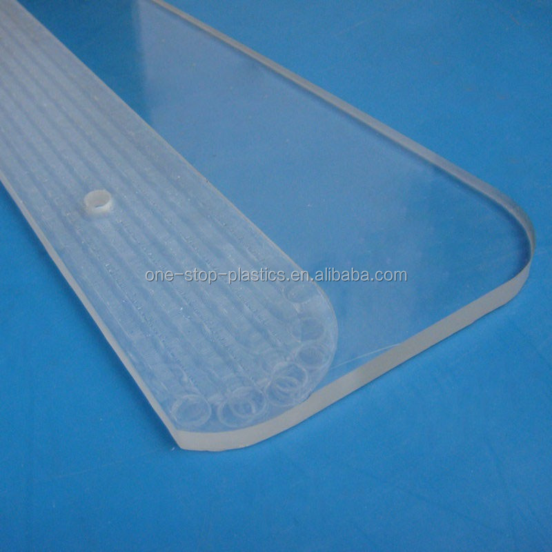 excellent impact resistance plastics Polycarbonate sheet transparent PC sheet