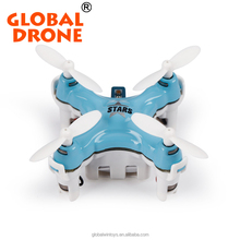 CX stars rc mini pocket drone 2.4G 4ch 6axis headless mode one key return stable flight easy to carry quad copter 4 colors uav