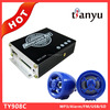 China motorcycle alarm system usb sd mp3 digital player with led display