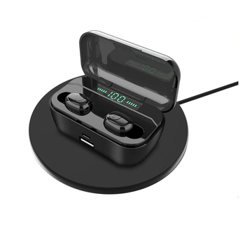 New Electronics Gadgets Wireless Earbuds With Charging Case Waterproof bt earphone