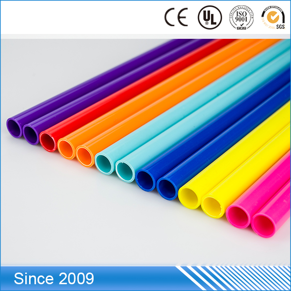Prezzo all 39 ingrosso colorato piccolo diametro trasparente for Tipi di tubi di plastica
